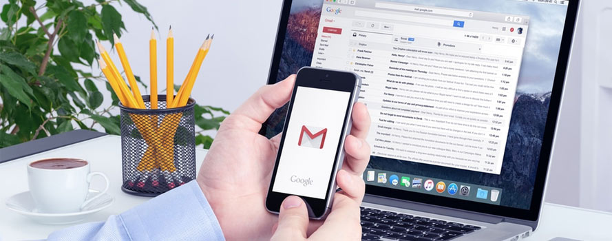 coulisses de Gmail