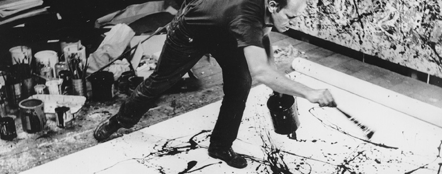 El chamán Pollock