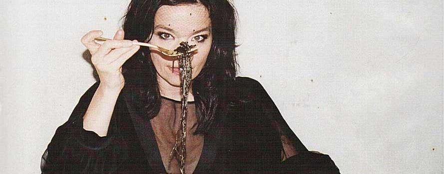 liberté de Björk